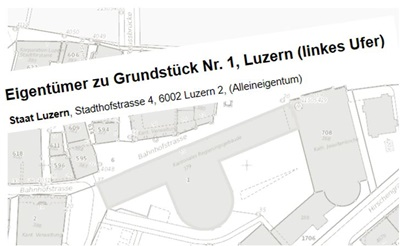 Grundbuch Kanton Luzern
